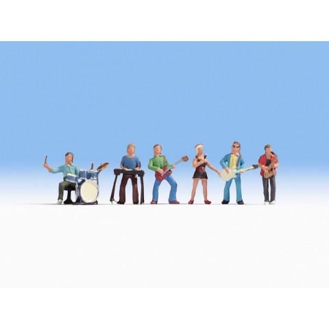 Noch - Banda (Music band) - Escala HO: 15839