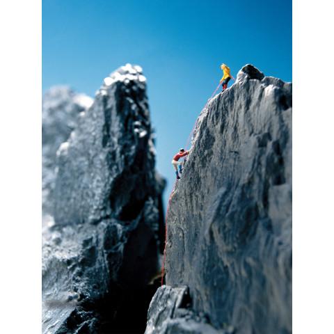 Noch - Alpinistas (Mountaineers) - Escala HO: 15871