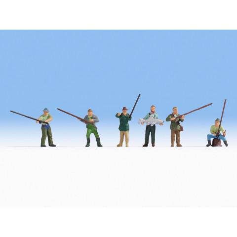 Noch - Pescadores (Fishermen) - Escala HO: 15892