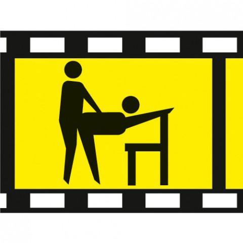 Noch - Cena de Sexo, Cadeira (Sexy Scenes, Chair) - Escala HO: 15956