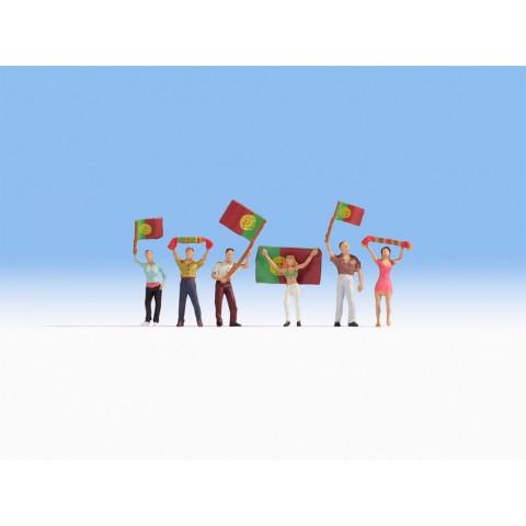 Noch - Torcedores de Portugal (Portuguese Fans) - Escala HO: 15982