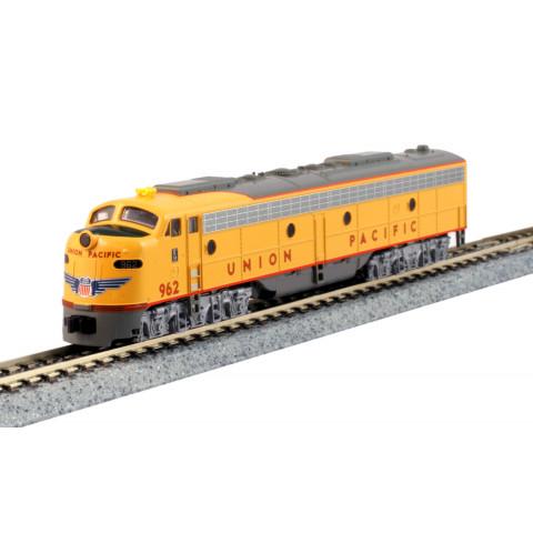 Kato N - Locomotiva EMD E9A Union Pacific #962: 176-5318