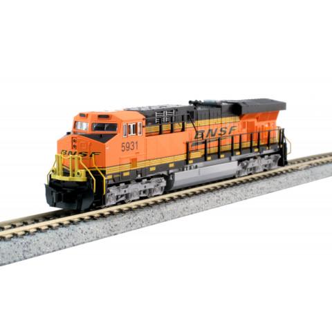 Kato N - Locomotiva GE ES44AC BNSF Swoosh #5749: 176-8940