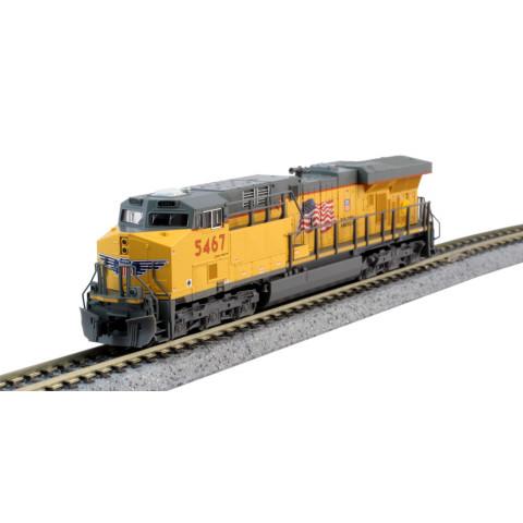 Kato N - Locomotiva GE ES44AC Union Pacific #5377: 176-8942