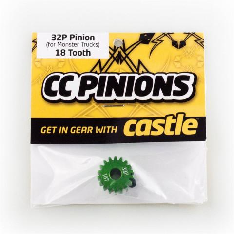 Castle - Pinhão 18T, P32: 010-0065-01
