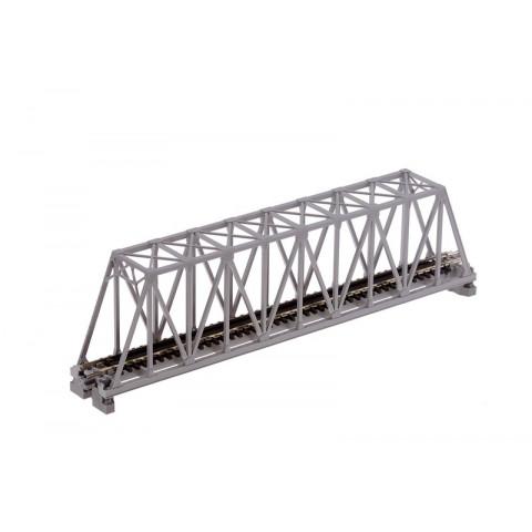 Kato N - Ponte Treliça, Pista Simples - Cinza: 20-432