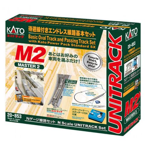 Kato N *Novo* Conjunto Oval Básico M2 c/ Módulo de Energia: 20-853