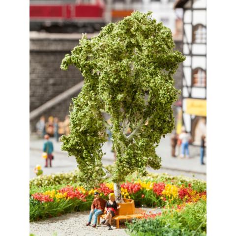 Noch - Árvore com Banco Circular - Escala HO: 21642