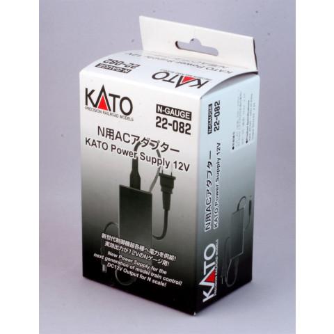 Kato - Power Supply (Transformador) 12V DC - N: 22-082