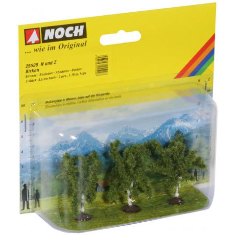Noch - Árvores de Vidoeiro (Birch Trees) - Multi Escala: 25520