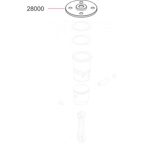 Novarossi - Espoleta p/ Motor .21 (3,5cc): NV-28000