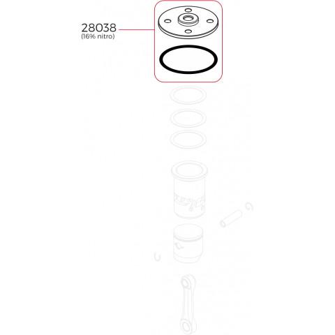 Novarossi - Espoleta, 3,5cc (16% Nitro): NV-28038