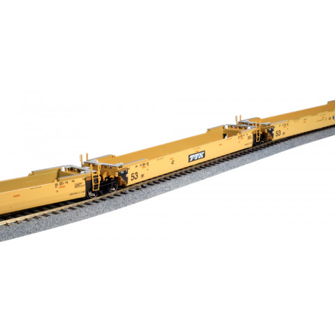 Kato HO - Gunderson MAXI-IV, TTX: 30-9051