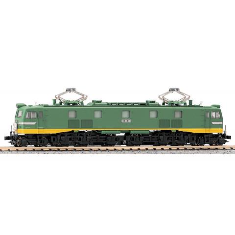Kato N - Locomotiva Elétrica EF58, Janelas Grandes: 3039