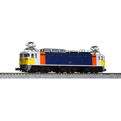 Kato N - Locomotiva Elétrica EF81 Cassiopeia: 3066-A