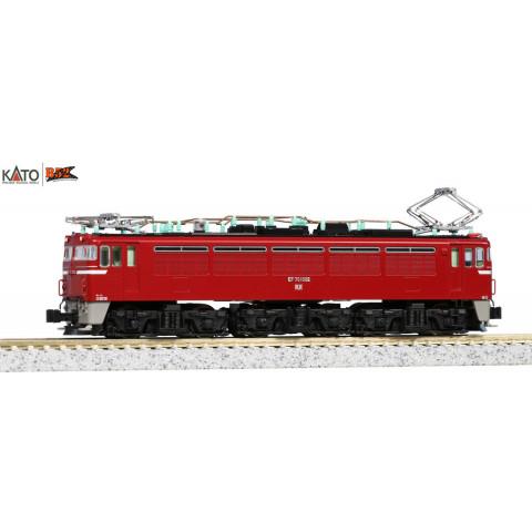Kato N - Locomotiva Elétrica EF70 1000: 3081