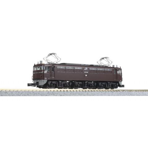 Kato N - Locomotiva Elétrica EF65 500: 3088-9