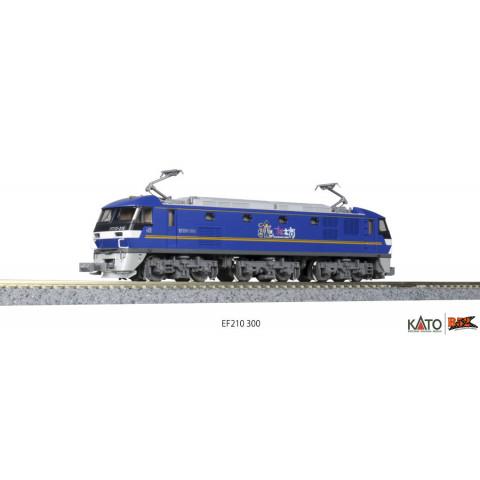 Kato N - Locomotiva Elétrica EF210-300: 3092-1