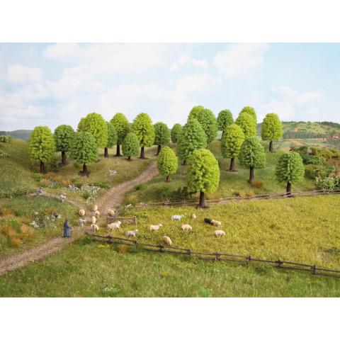 Noch - Árvores Caducifólias (Deciduous Trees), Budget - Multi Escala: 32801