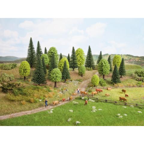 Noch - Mix de Floresta (Mixed Forest), Budget - Multi Escala: 32911