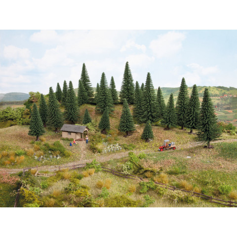 Noch - Pinheiros (Model Fir Trees), Budget - Multi Escala: 32920