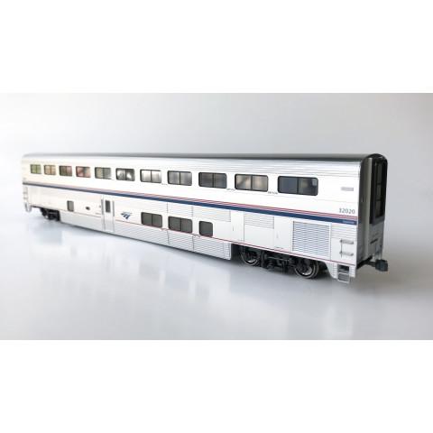 Kato HO - Amtrak Superliner Sleeper Phase VI #32020: 35-6086