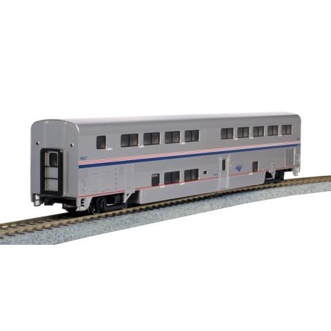 Kato HO - Amtrak Superliner II Transition Sleeper IVb #39027: 35-6251