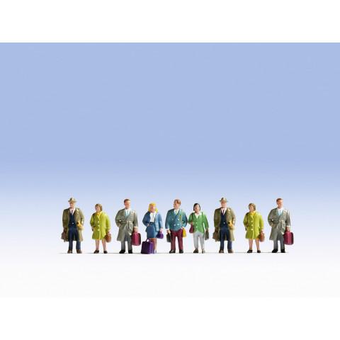 Noch - Passageiros (Passengers) - Escala N: 36220