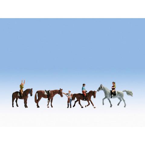 Noch - Cavaleiros (Riders) - Escala N: 36630