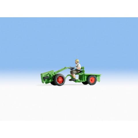 Noch - Trator de Duas Rodas (Two Wheel Tractor) - Escala N: 37750