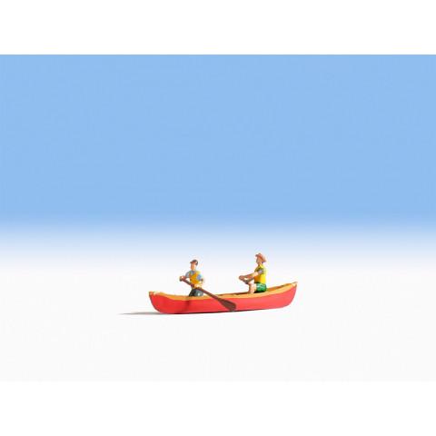 Noch - Canoa (Canoe) - Escala N: 37805