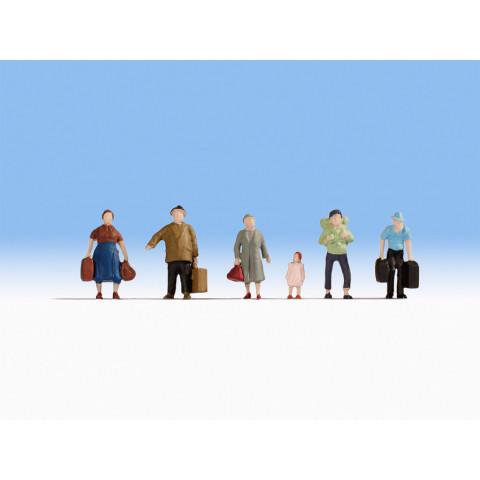 Noch - Passageiros (Passengers) - Escala N: 38115