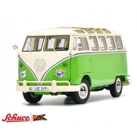 Schuco - VW Kombi T1b Samba: 450028600