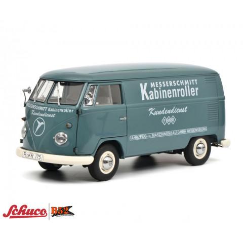 """Schuco - VW Kombi T1b Box Van """"Messerschmitt"""": 450028900"""
