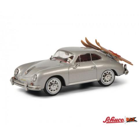 Schuco - Porsche 356A Waterski - 1:43: 450269000