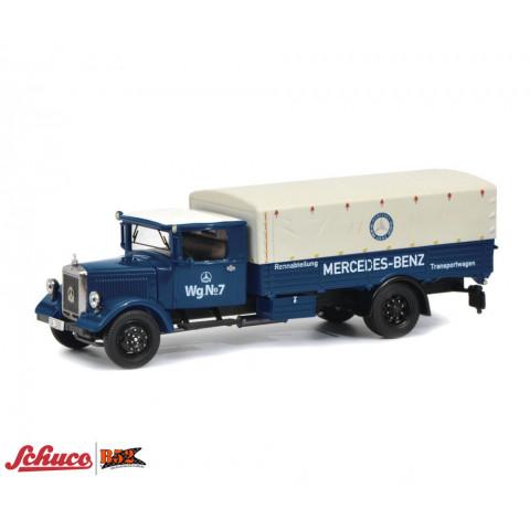 Schuco - Mercedes-Benz Lo 2750 Transportwagen: 450310500