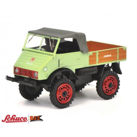 Schuco - Mercedes-Benz Unimog 401: 450313200