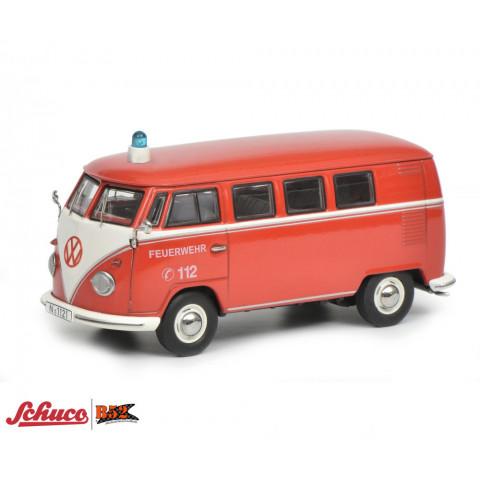 Schuco - VW Kombi T1b, Bombeiros: 450368800