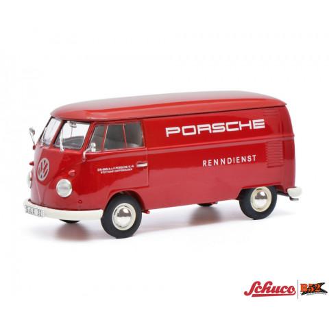 Schuco - VW T1b Kombi Porsche, MHI - 1:32: 450785300
