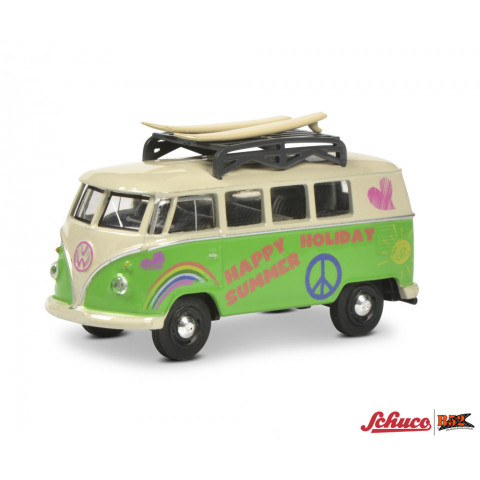 Schuco - VW Kombi T1 Surfer - 1:64: 452022800