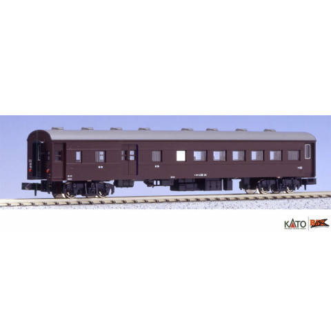 Kato N - Carro de Passageiros Oha 35: 5077-1