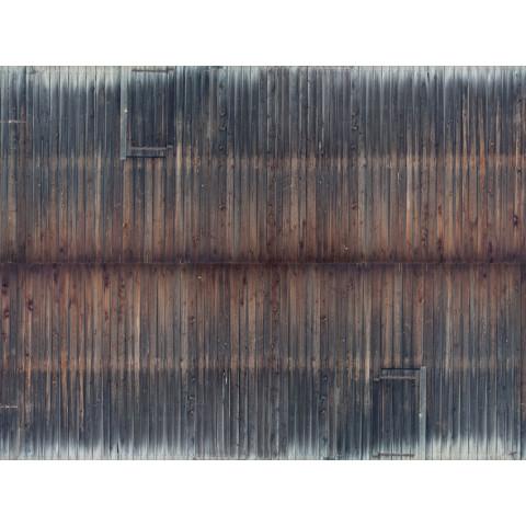 Noch - Folha de Textura 3D, Parede de Madeira - Escala HO: 56665