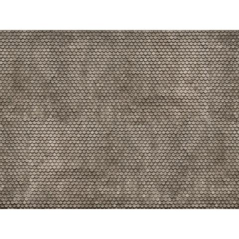 Noch - Folha de Textura 3D, Telhado Plano - Escala HO: 56691