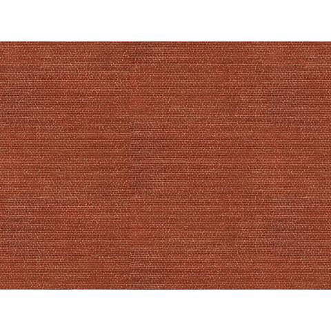 Noch - Folha de Textura 3D, Parede de Tijolos - Escala N: 56910