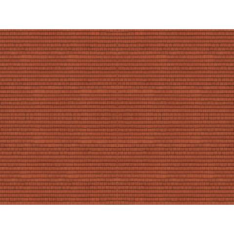 Noch - Folha de Textura 3D, Telhado - Escala N: 56965
