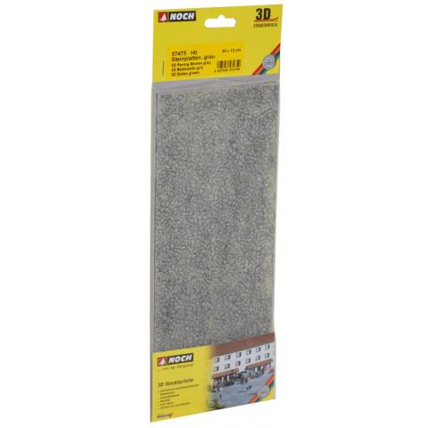 Noch - Textura 3D Pavimento de Pedras - Escala HO: 57475
