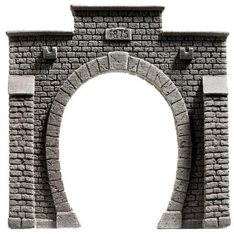 Noch - Entrada de Túnel (Tunnel Portal), pista Simples - Escala HO: 58051