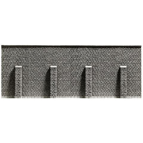 Noch - Muro de Contenção (Retaining Wall) - Escala HO: 58056