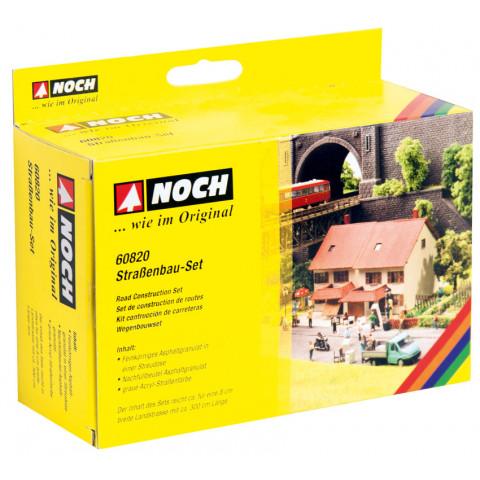 Noch - Kit de Construção de Estradas: 60820