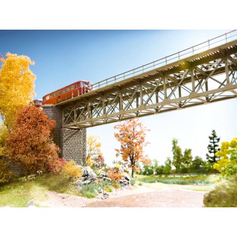 Noch - Ponte Treliça (Steel Bridge) - Escala HO: 67020